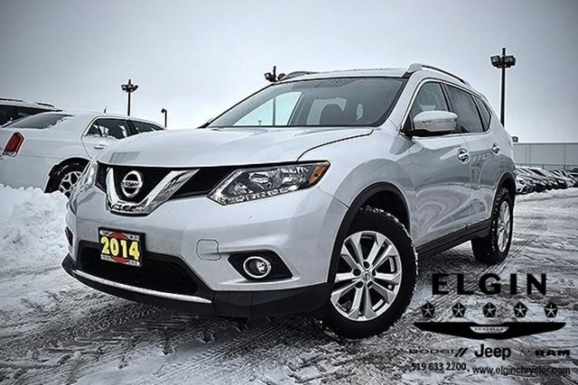 2014 NISSAN ROGUE SV in St Thomas, Ontario