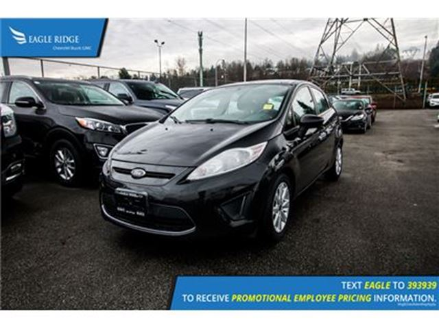 2012 FORD FIESTA SE FWD, Cruise Control, Hands Free Calling in Coquitlam, British Columbia