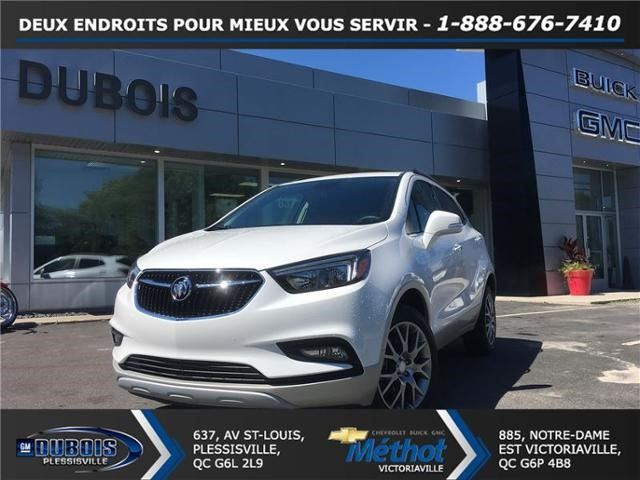 2017 Buick Encore Preferred in Plessisville, Quebec