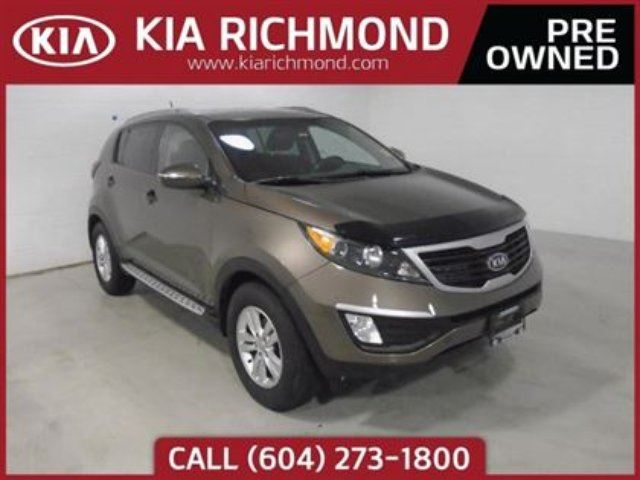 2011 KIA SPORTAGE LX 6 Speed Automatic Heated Front Seats Sat in Richmond, British Columbia
