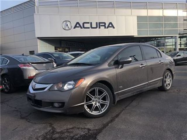 2010 ACURA CSX TECH   TINT   ONLY49000KMS   NAVI   LEATHER in Burlington, Ontario