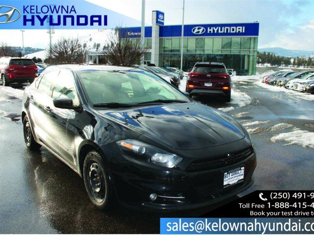 2014 DODGE DART SXT 4dr Sedan in Kelowna, British Columbia