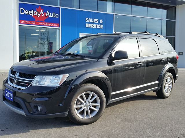 2015 dodge journey sxt brantford ontario car for sale 2958329. Black Bedroom Furniture Sets. Home Design Ideas