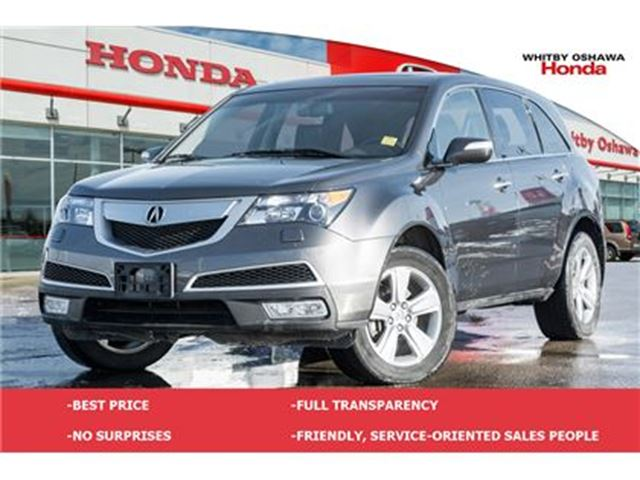 2011 ACURA MDX Base   Automatic in Whitby, Ontario
