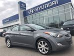 2011 Hyundai Elantra Limited - Sunroof -  Leather Seats in Brantford, Ontario