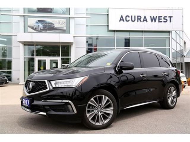 2017 ACURA MDX Elite Package in London, Ontario