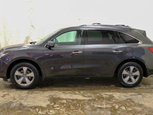 2014 ACURA MDX SH-AWD 7 passenger w/ Leather, Sunroof in Edmonton, Alberta