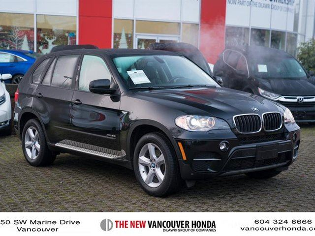 2011 BMW X5 xDrive35i in Vancouver, British Columbia