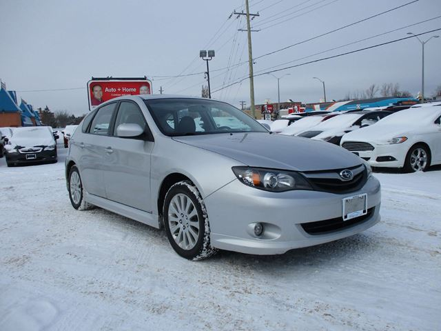 2011 SUBARU IMPREZA 2.5 i Sport Package in Kingston, Ontario