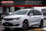 2018 Chrysler Pacifica LIMITED S Uconnect Theater,Adv.SafetyTec Pkgs Pano_Sunroof 18Alloys in Thornhill, Ontario