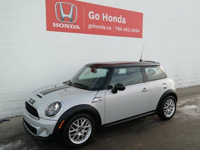 2011 MINI COOPER S, AUTO, SUNROOF in Edmonton, Alberta