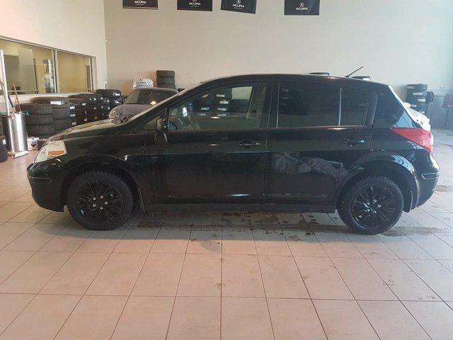 2012 NISSAN VERSA 1.8 S - 2 Sets of Tires, CD Player + AUX Input! in Red Deer, Alberta