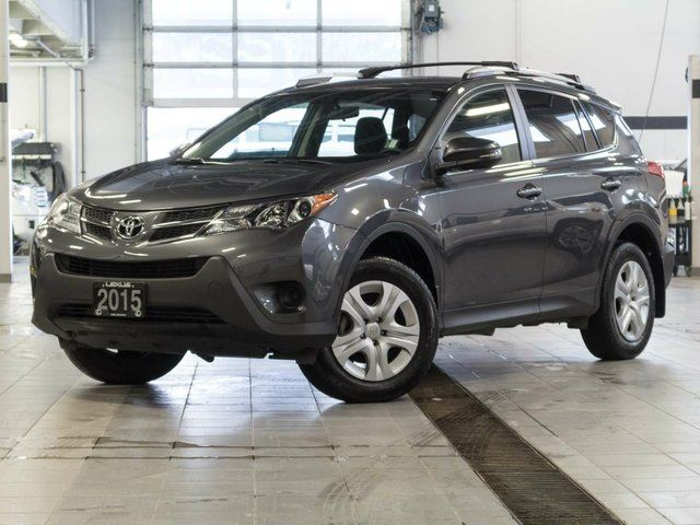 2015 TOYOTA RAV4 LE AWD Upgrade Package in Kelowna, British Columbia