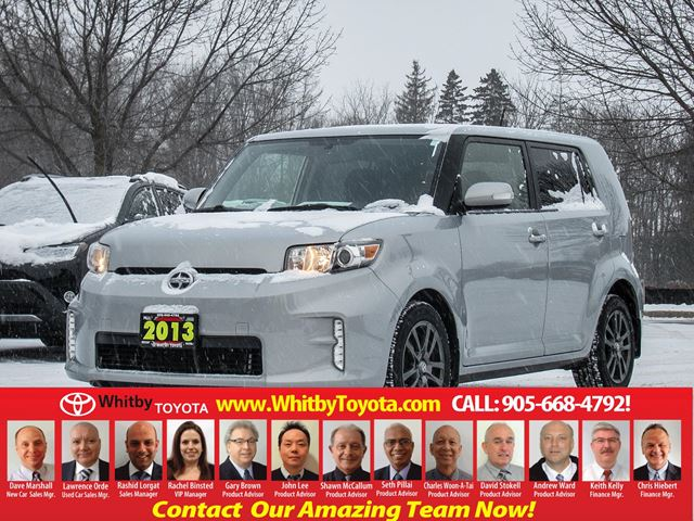 2013 SCION XB HATCHBACK SPECIAL EDITION in Whitby, Ontario