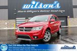 2012 Dodge Journey SXT NAVIGATION! REAR CAMERA+SENSORS! HEATED SEATS! REMOTE START! PUSH BUTTON START! 19 ALLOYS! in Guelph, Ontario