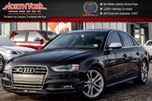 2014 Audi S4 Progressiv Quattro Manual Leather Heat Frnt.Seats Dual Climate 16Alloys in Thornhill, Ontario