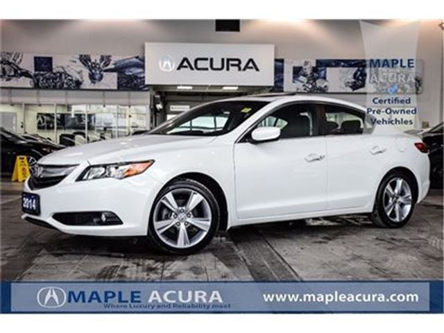 2014 Acura ILX Prem Pkg, Leather, sunroof, back up cam in Maple, Ontario