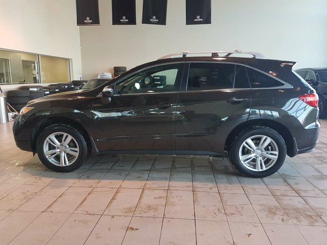 2014 ACURA RDX Base - Heated Leather, Sunroof, B/U Cam + Nav! in Red Deer, Alberta