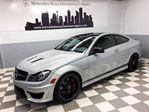 2015 Mercedes-Benz C-Class C63 AMG Edition 507 in Calgary, Alberta