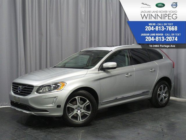 2014 VOLVO XC60 T6 *INCLUDES VOLVO CERTIFIED PRE-OWNED WARRANTY* in Winnipeg, Manitoba