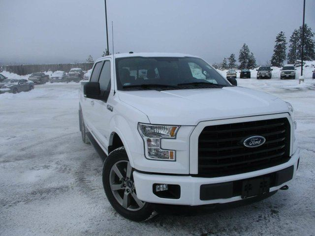 2016 FORD F-150 XLT Sport Package in Cranbrook, British Columbia