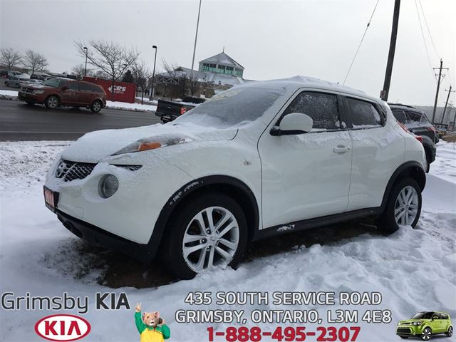 2014 Nissan Juke SV...READY FOR THE ROAD!!! in Grimsby, Ontario
