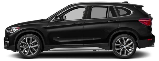BMW X XDrivei Black BMW MISSISSAUGA Wheelsca - Black bmw x1