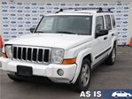 2007 Jeep Commander Sport Heated Seats, Sunroof in Welland, Ontario