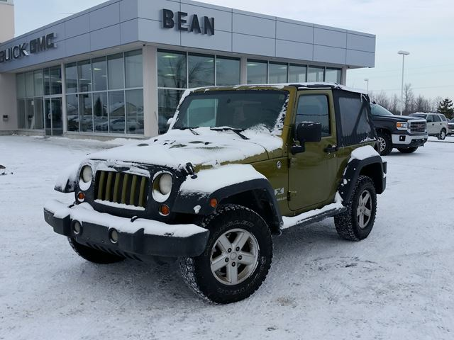 2007 Jeep Wrangler X in Carleton Place, Ontario