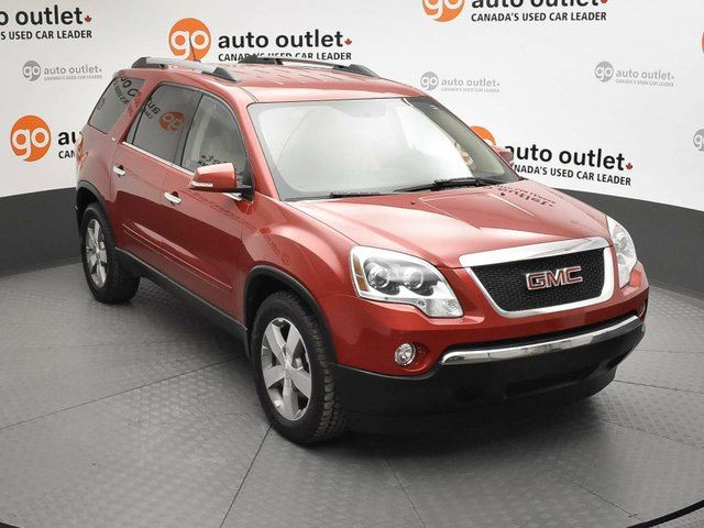 2012 GMC ACADIA SLT All-wheel Drive in Red Deer, Alberta