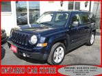 2014 Jeep Patriot SPORT NORTH EDITION !!!1 OWNER!!! in Toronto, Ontario