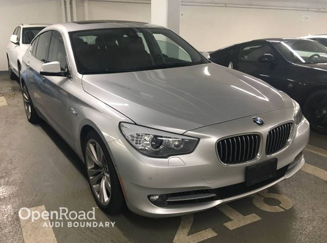 2013 BMW 5 SERIES 5dr 535i xDrive Gran Turismo AWD FULLY LOADED in Vancouver, British Columbia