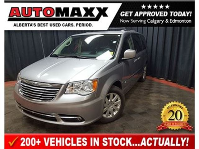 2015 CHRYSLER TOWN AND COUNTRY Touring! in Calgary, Alberta
