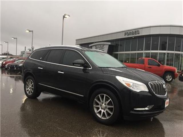2015 BUICK ENCLAVE Leather \ AWD \ NAVIGATION \ in Waterloo, Ontario