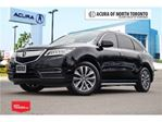 2014 Acura MDX Navigation at Accident Free Navigation  Leather Bl in Thornhill, Ontario