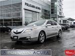2009 Acura TL AWD 5sp at Leather Interior, Navigation, One Owner in Brampton, Ontario