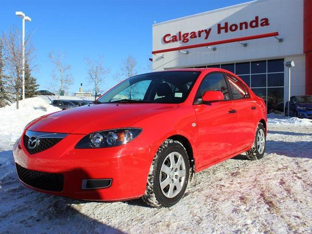2008 MAZDA MAZDA3 GS at in Calgary, Alberta