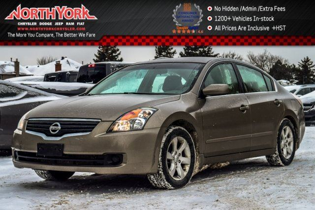 2008 NISSAN Altima 2.5 S Pwr.Options Keyless_Go A/C Pwr.Options AM/FM Aux.Input in Thornhill, Ontario