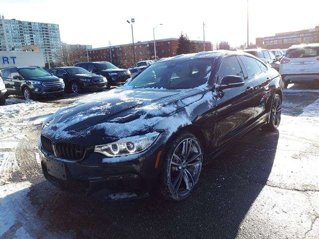 2015 BMW 435I XDRIVE           in Scarborough, Ontario