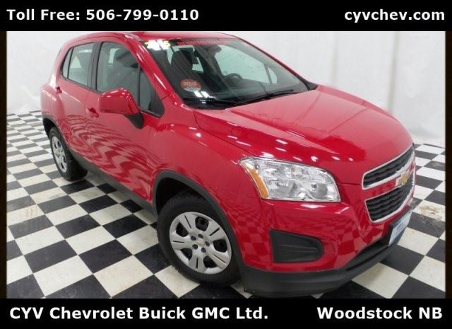 2015 CHEVROLET Trax LS in Woodstock, New Brunswick
