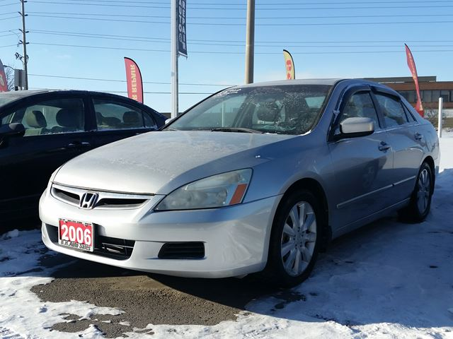 2006 honda accord ex v6 brampton ontario car for sale 2960337. Black Bedroom Furniture Sets. Home Design Ideas
