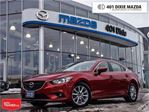 2015 Mazda MAZDA6 GS-L, LOW FINANCE RATES, VERY CLEAN CAR in Mississauga, Ontario