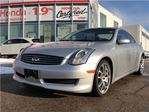 2006 Infiniti G35 Sport l Leather Seats l Alloy wheels in Mississauga, Ontario