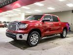 2012 Toyota Tundra Limited, Leather, Backup Camera, Touch Screen, Heated Seats, 20 Alloys, 5.7L V8 4dr 4x4 Crew Max in Edmonton, Alberta