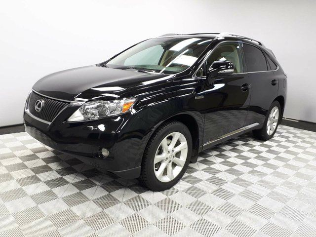 2010 LEXUS RX 350 PEBBLE BEACH EDITION | TOURING TRIM | Brand New Brakes! in Edmonton, Alberta