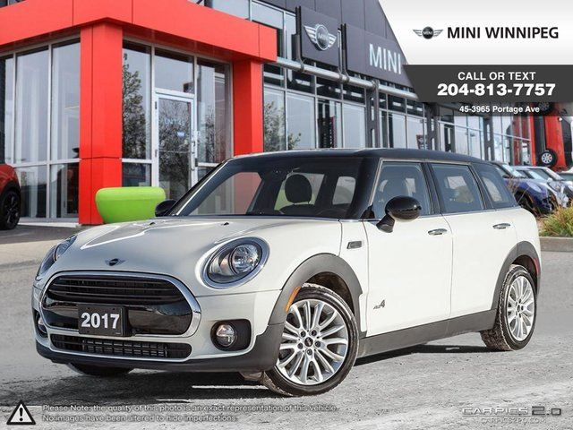 2017 MINI COOPER 4dr HB ALL4 in Winnipeg, Manitoba