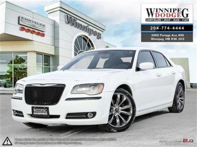 2014 CHRYSLER 300 300S in Winnipeg, Manitoba
