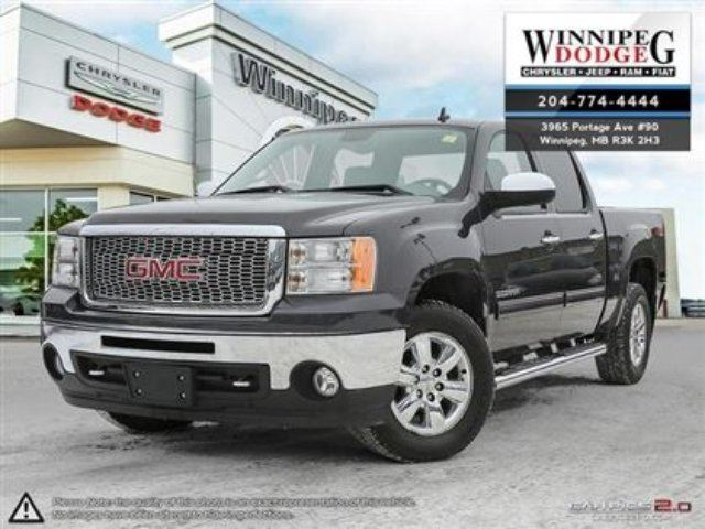 2011 GMC SIERRA 1500 SLT in Winnipeg, Manitoba