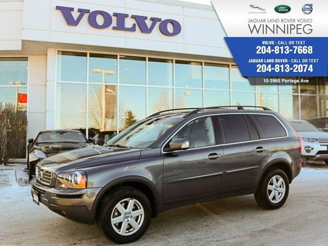 2008 VOLVO XC90 AWD 5dr I6 5-Seat *A RARE PRE-OWNED XC90* in Winnipeg, Manitoba