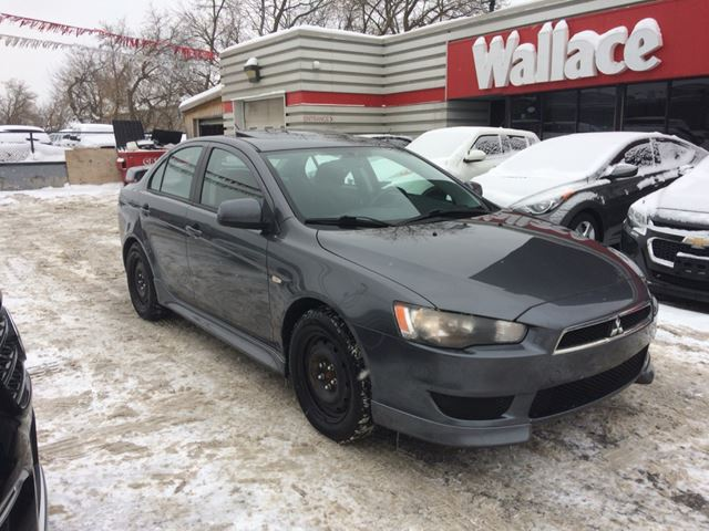 2011 MITSUBISHI LANCER  Navigation Sunroof in Ottawa, Ontario